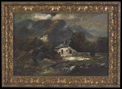 A Cottage Near Barmouth